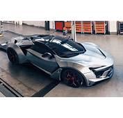 W Motors Brings 900 Hp Fenyr Supersport To Monterey