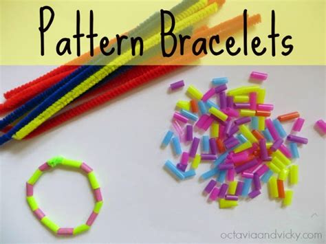 pattern activities at home threading and weaving crafts for kids babycentre blog