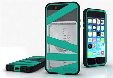 loop attachment straightjacket case gives mummy iphone a
