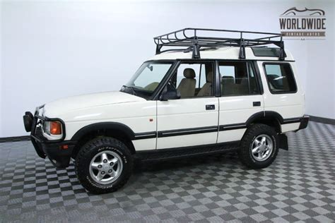 how cars run 1996 land rover discovery navigation system discovery land rover 1996 vin saljy1241ta524591 worldwide vintage autos