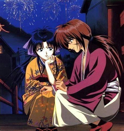 Rurouni Kenshin Vii 17 best kaoru kenshin images on rurouni kenshin samurai and anime couples