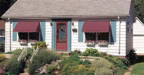 Canvas For Awnings by Make Canvas Awning Window Awnings