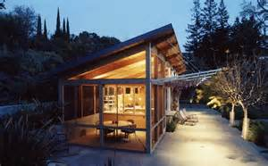 How Much Does It Cost To Build A House In Montana neocribs modern californian home palo alto pool house
