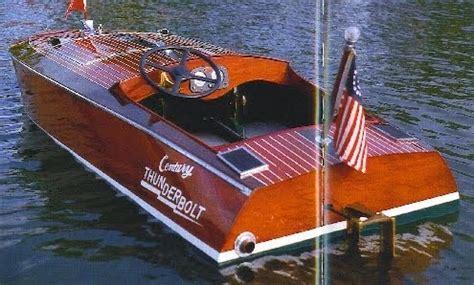 thunderbolt boat crackerbox racing boats century quot thunderbolt quot boat