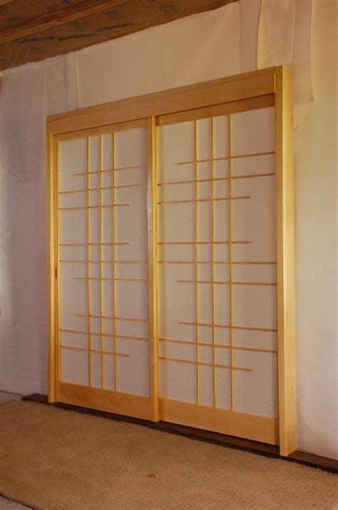 Free Standing Closets With Doors Free Standing Closet With Doors Shoji Photos And Rice Paper Projects Closet Doors Home