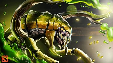 dota 2 venomancer wallpaper dota 2 hero venomancer fan art wallpaper hd 2560x1440