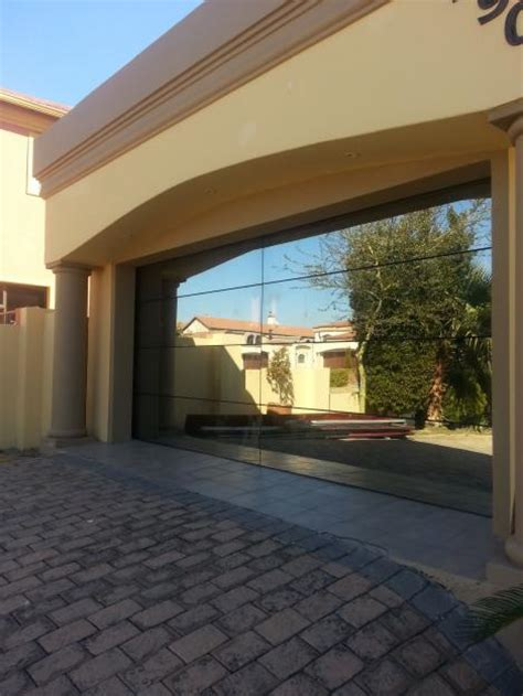 Garage Door Motors Prices South Africa by Upmarket Aluminium Glass Garage Doors For Sale In South