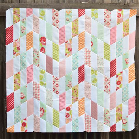 Jelly Roll Decke by How To Make A Jelly Roll Quilt 49 Easy Patterns Guide