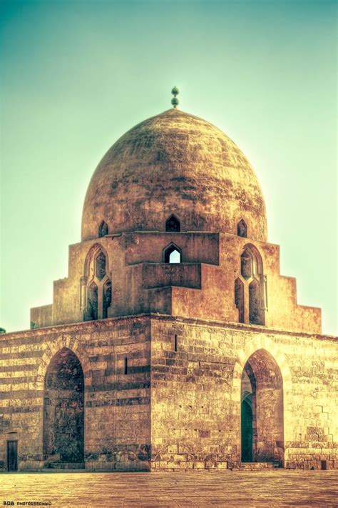 ibn tulun mosque ancient architecture mosque