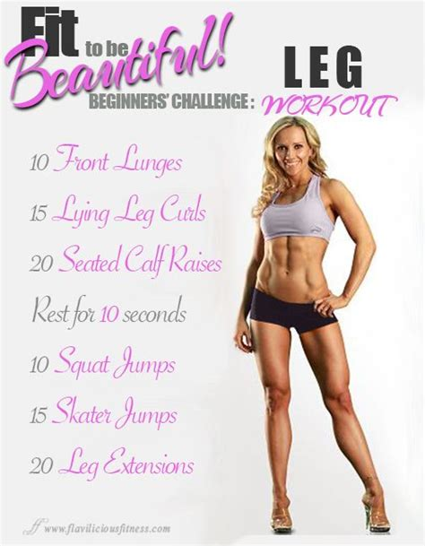 8 Exercises To Tone Your Legs by 16 Amazing Leg Workouts To Tone Your Lower