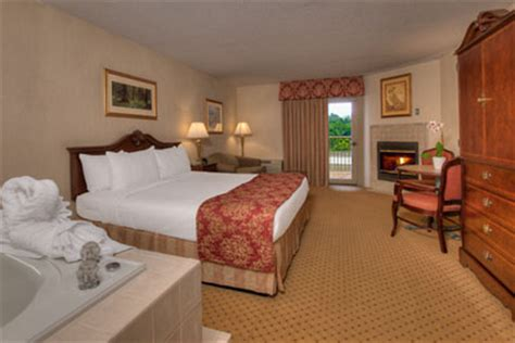 Hotel Rooms In Pigeon Forge Tn by Hotels In Pigeon Forge Tn With In Room
