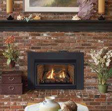 Shallow Gas Fireplace Insert by Scharman Propane Gas Service Inc