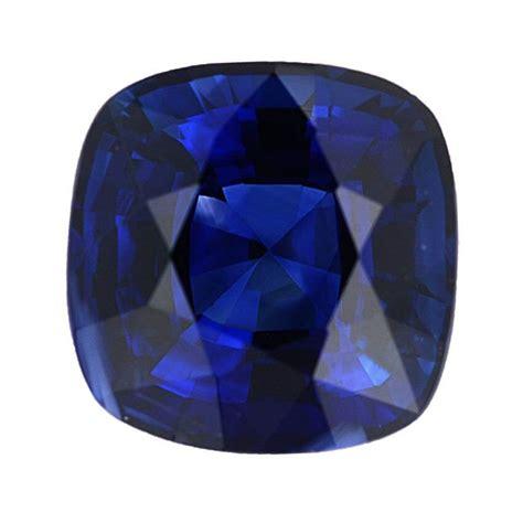 Blue Sapphire cushion blue sapphire cushion blue sapphires