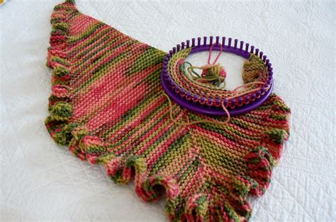 Loom Knitting Patterns For Beginners Invisible Loom