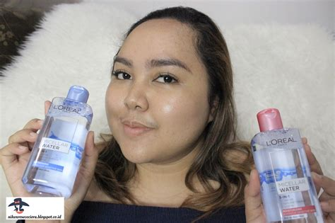 Micellar Loreal Harga diary of niken review l or 233 al micellar water bahasa