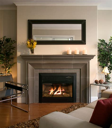 Decorating Ideas Mirror Above Fireplace Fireplace Ideas For Modern Homes Hometone