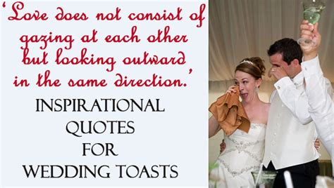 Wedding Quotes Toast by Marriage Toast Quotes Quotesgram