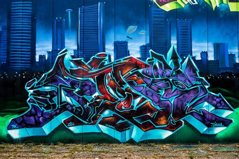 fx cru wall houston graffiti  video youtu