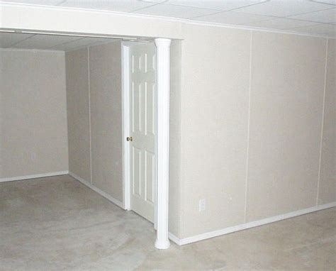 Interior Wall Paneling For Mobile Homes by Basement Wall Finishing System By Total Basement Finishing