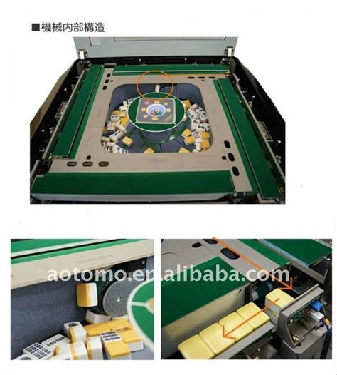 riichi automatic mahjong table view riichi automatic