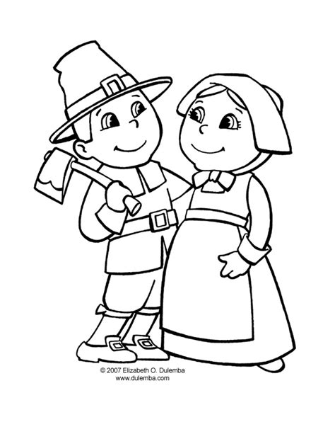 pilgrim coloring pages thanksgiving pilgrims coloring sheets