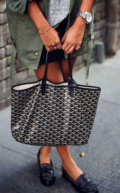 Goyard Tote By Edgy La Mode goyard tote 1 sacs accessoires pour femme
