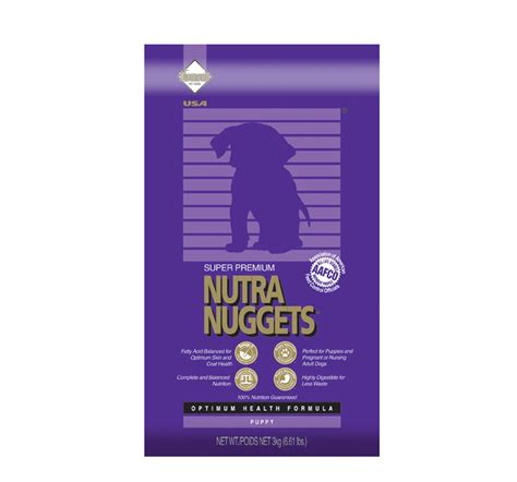 nutra nuggets food nutra nuggets puppy food 15 kg dogspot pet supply store