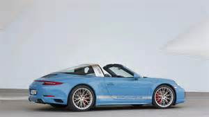 What Is A Porsche Targa New Porsche 911 Targa 4s Exclusive Design Edition