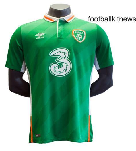 best football kit new ireland 2016 top umbro republic of ireland home