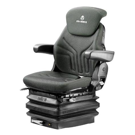 grammer suspension seat grammer maximo basic seat
