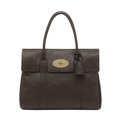 Mulberry Bayswater Handbag by Mulberry Bayswater In Brown Lyst