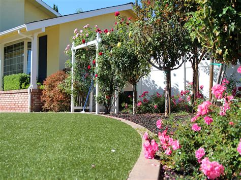 Artificial Lawn Grass Redding California Shasta County