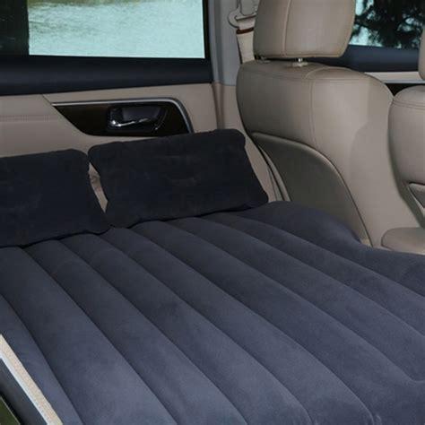 Backseat Mattress by Car Travel Mattress Air Bed Cing Universal