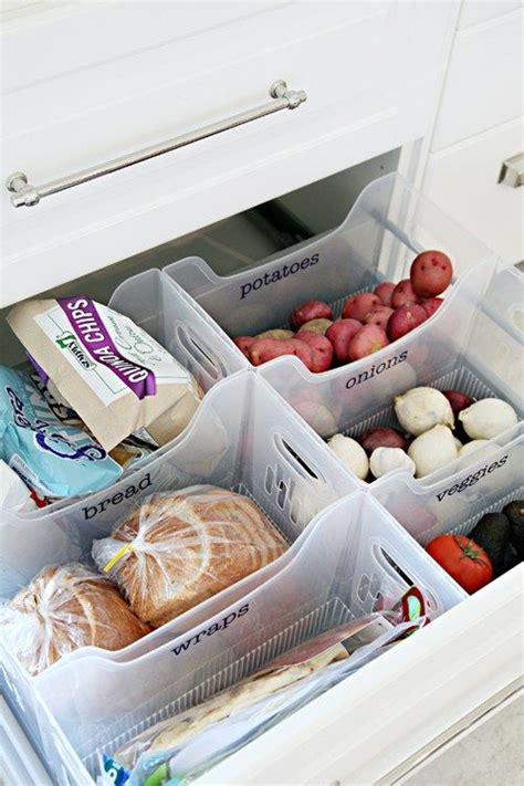 kitchen drawer organizing ideas best 25 kitchen drawer organization ideas on