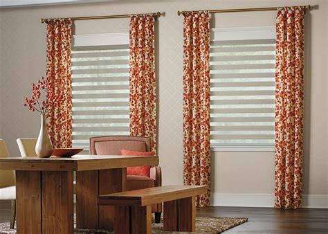 grabers layered shades window coverings