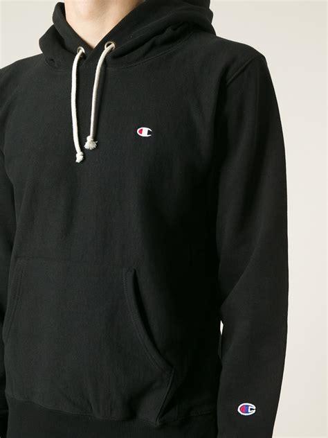 Hoodie I L Jidnie Clothing chion hoodie black fashion ql