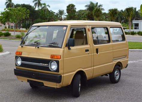 1983 daihatsu hijet for sale on bat auctions sold for