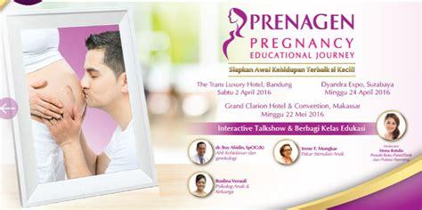 Prenagen Untuk Awal Kehamilan prenagen pregnancy educational journey 2016 even edukasi