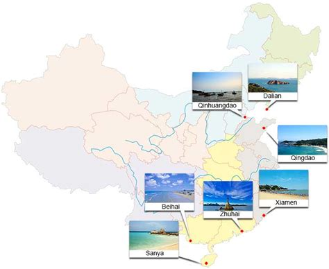 Top Mba Program China by Best Coastal Cities With Most Beautiful Beaches In China