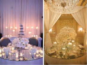 mirror table decorations weddings mirror mirror on the wall who has the fairest wedding of