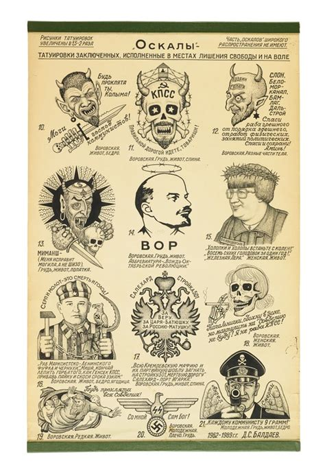 russian prison tattoo meanings db poster no 1 drawings russian criminal