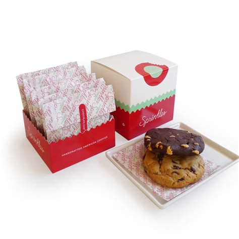 cookie box tear away cookie boxes quot cookie box packaging quot
