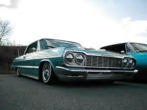 bolla motor s chevrolet impala 64