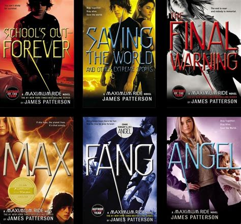 don t forget t rexter series books maximum ride series by patterson loveeee don t