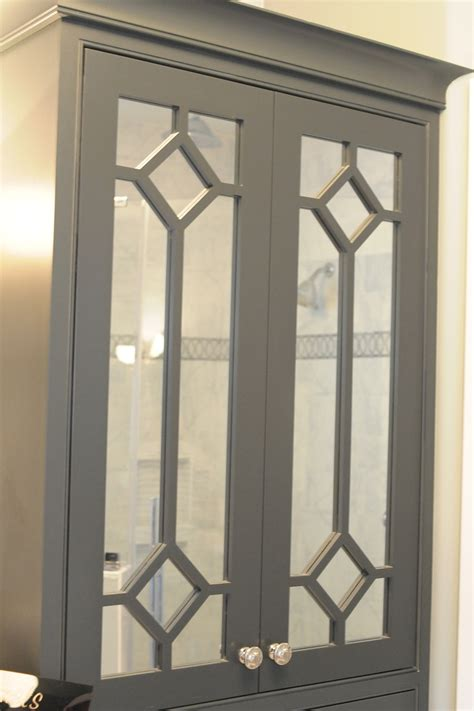 cabinet with mirror door 17 best ideas about glass cabinet doors on