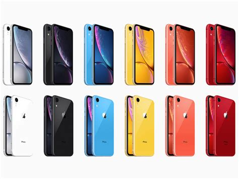 apple s colorful new iphone xr could trigger a awaited upgrade cycle aapl newstimes