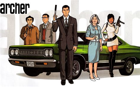 tv wallpaper 1920x1200 56816 archer wallpaper desktop wallpapersafari