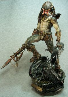 Get Your Own Predator Costume by Narin Berserker Predator Page 5 Esculturas Esculptures