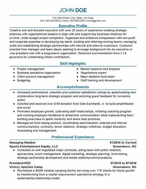 Resume Objective Sample Statements - Sample Resume Objectives For ...