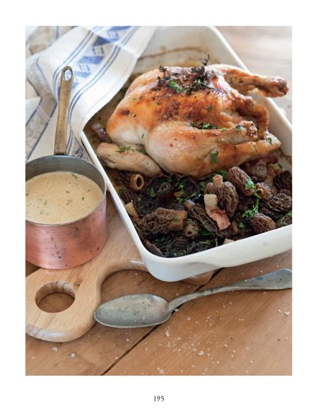 Sunday Dinner Pan Roasted Chicken With Black Truffle Risotto by Pork Chop Recipes Eat Your Books
